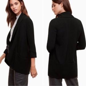 Wilfred Chevalier blazer | black | size 10